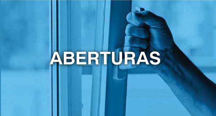ABERTURAS